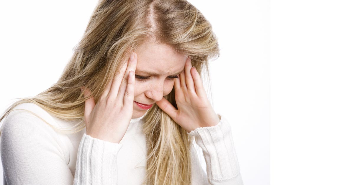 Nashville natural migraine treatment by Sweeney Chiropractic