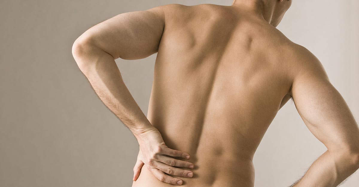 Nashville natural back pain treatment