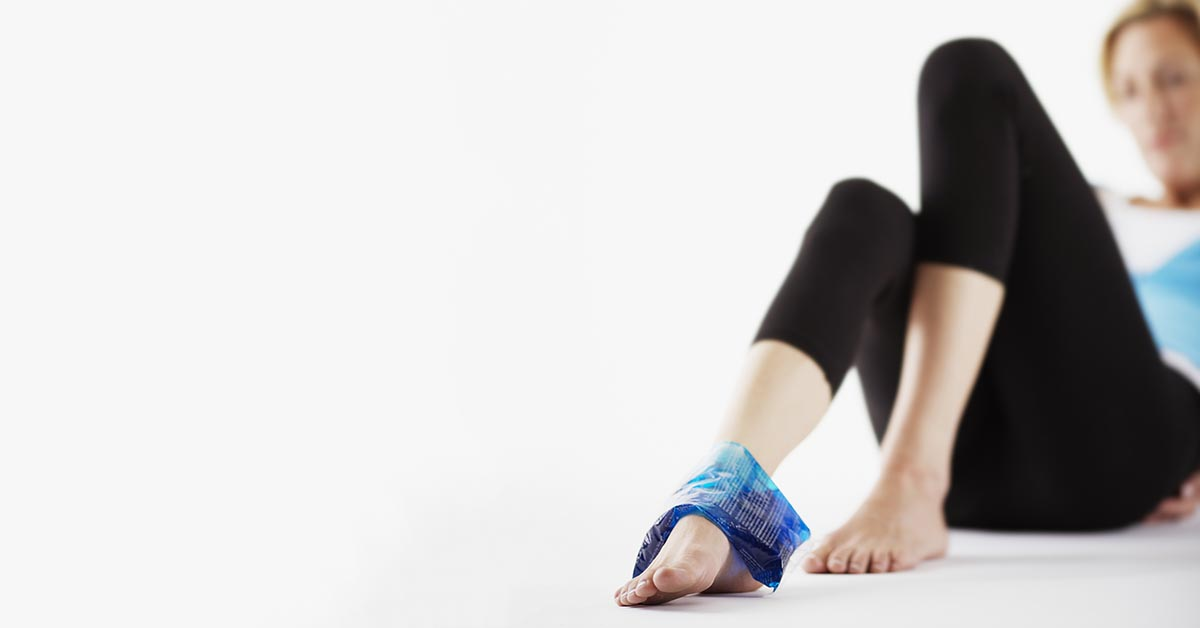 Nashville natural ankle sprain treatment